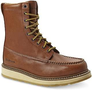 DH DieHard Men's SureTrack 8 Soft Toe Work Boot - Brown