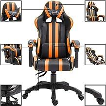 : fauteuil bureau Orange