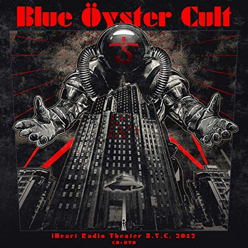 Blue Oyster Cult - Iheart Radio Theater NYC 2012