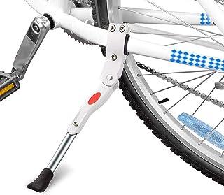 Little Amigo Food Products Soporte Pata De Cabra Plegable para Bicicleta Blanco