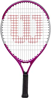 Wilson Ultra Pink Junior Tennis Racket (Half Cover)