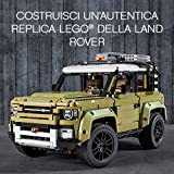 Immagine 2 lego technic land rover defender