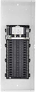 Leviton LP320-MB 200 Amp, 30-Space, 30- Circuit Indoor Load Center Enclosure with Main Circuit Breaker , White