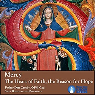 Mercy: The Heart of Faith, the Reason for Hope audiobook cover art