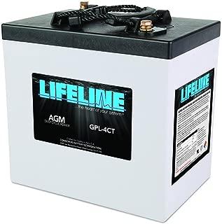 Lifeline Marine AGM Battery - GPL-4CT