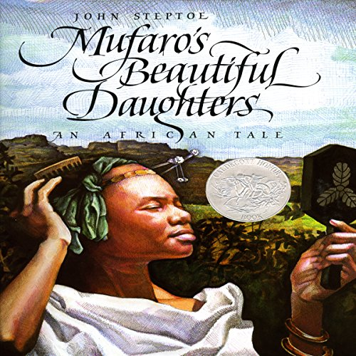 Mufaro's Beautiful Daughters audiobook cover art