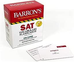 SAT Vocabulary Flashcards (Barron's Test Prep)