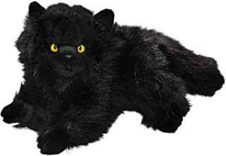 Cat, Persian Black, 12 inches, 30cm, Plush Toy, Soft Toy, Stuffed Animal 3474