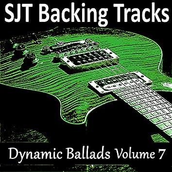 Guitar Backing Jam Tracks Dynamic Ballads Vol 7