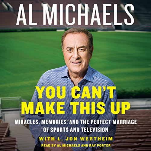 You Can't Make This Up audiobook cover art
