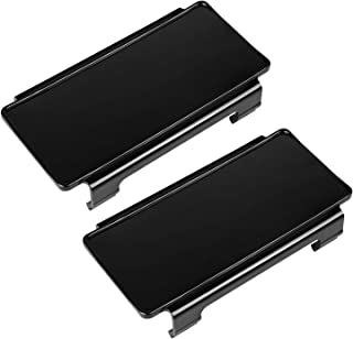 LED Light Bars Covers, Teochew-LED 6 Inch 2Pcs LED Pods Lights Cover Lens Black Covers LED Driving Lights Covers for Trucks Tractor Jeeps SUV ATV Boat