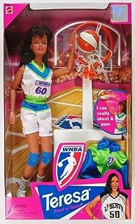 Best wnba basketball barbie Reviews