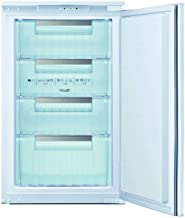Bosch Freezer, 98L Vertical Color blanco A+ 98L - Congelador