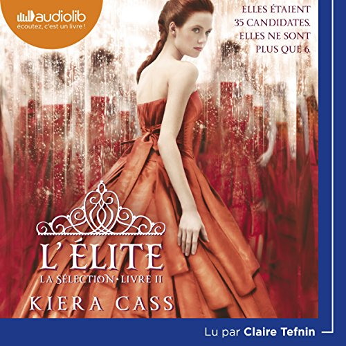 L'Élite audiobook cover art