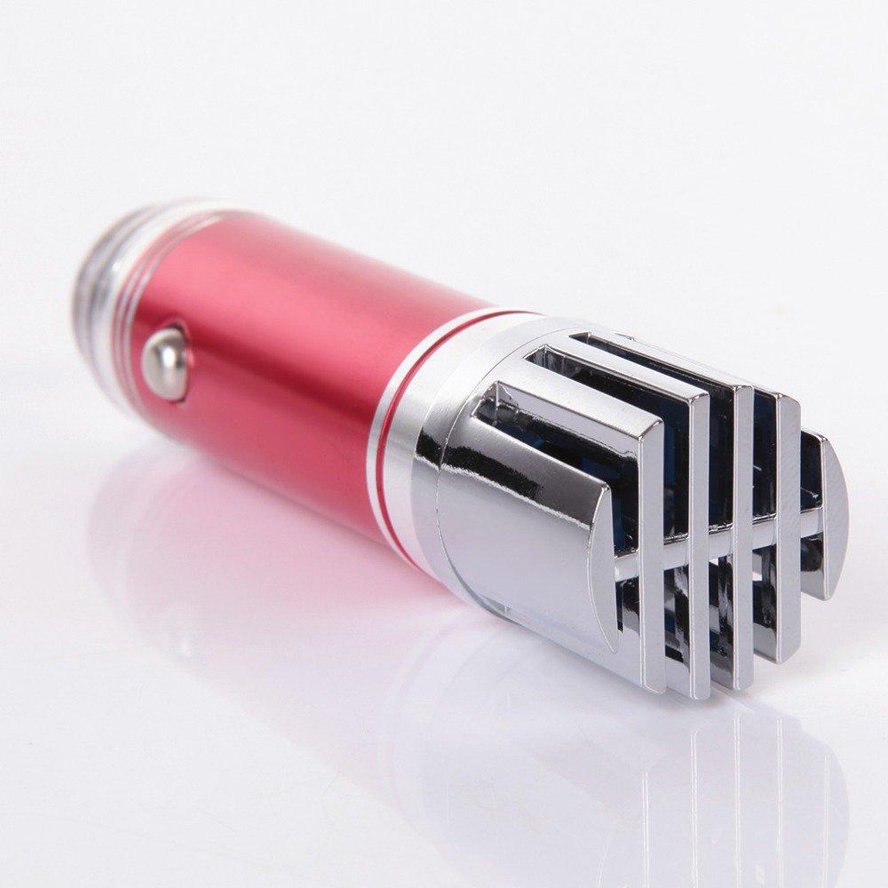 RDX Purificador de aire portátil para coche, ambientador Lonizer ...