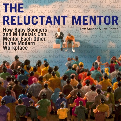 The Reluctant Mentor audiobook cover art