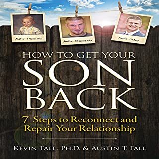 How to Get Your Son Back audiobook cover art