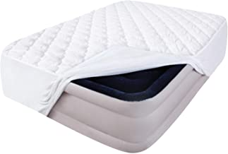 Bedecor Fitted Sheet for Air Mattress,Inflate Without Disassembly,Convenient /& Firm,Deep up to 21-Full