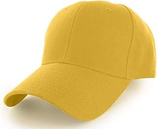 Amazon.com  Yellows - Baseball Caps   Hats   Caps  Clothing 4d50b250d50
