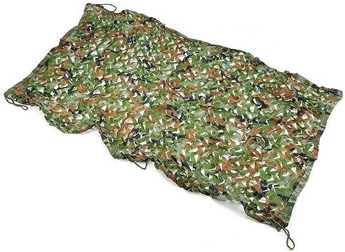 Filet de camouflage parasol multi-usage Mode jungle camouflage filet de prougeection contre le soleil de voiture parapluie voiture poussière nette parapluie extérieur filet de prougeection solaire filet i