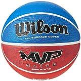 Wilson Balón de Baloncesto, Mvp Elite, Cubierta de Goma, Todas las Superficies