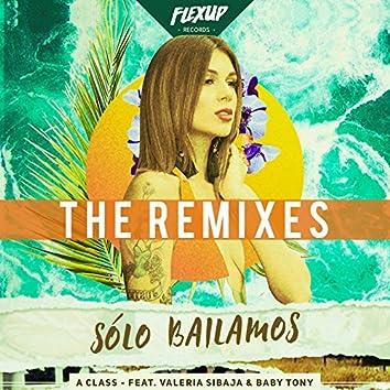 Solo Bailamos (feat. Valeria Sibaja, Baby Toni) [The Remixes]