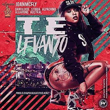 Te levanto (feat. Stigga, Daniglock, Alpa, Alka & Austral)