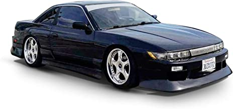 KBD Body Kits Compatible with Nissan 240SX S13 Silvia 1989-1994 Bsport Style 1 Piece Flexfit Polyurethane Front Bumper. Extremely Durable, Easy Installation, Guaranteed Fitment, Made in the USA!