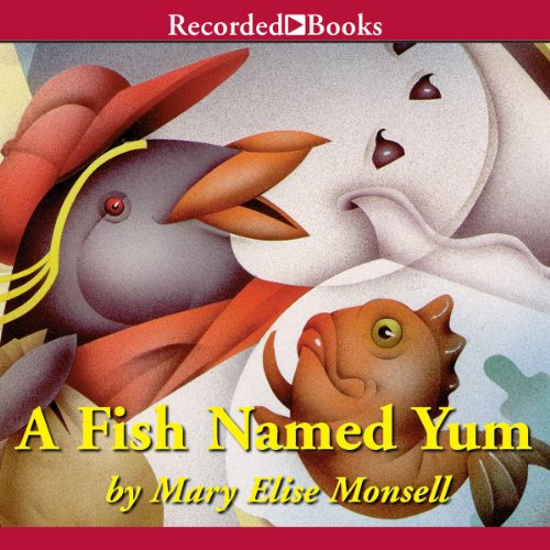 A Fish Named Yum audiobook cover art