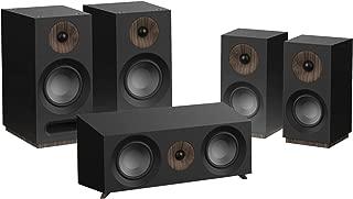 Jamo S 803HCS 5.0Channels Black Speaker Set-Speaker Set (5.0Channels, Home Theatre, AC)