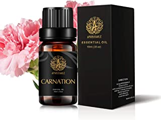 Aromatherapy Essential Oil Carnation for Diffuser, 100% Pure Carnation Scented Oil for Humidifier, Therapeutic Grade Carna...