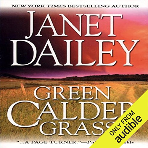 Green Calder Grass audiobook cover art