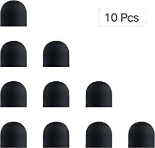 ChaoQ 0.31 Inches (8 mm) Replaceable Rubber Tips (Pack of 10)