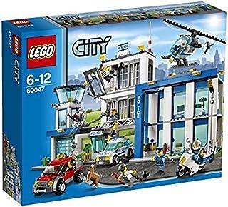 LEGO City-60047 Comisaria de policía, Multicolor,