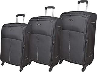 TRACK Luggage Soft set 3 pieces size 28/24/20 inch B214/3P