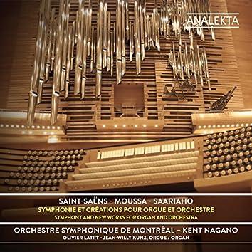 Saint-Saëns - Liszt - Saariaho - Moussa (Deluxe Edition)