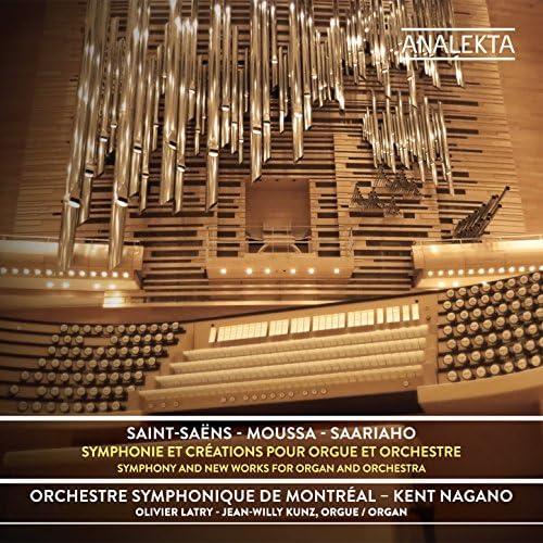 Orchestre Symphonique de Montréal, Kent Nagano & Olivier Latry