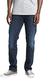 Silver Jeans Co. Men's Machray Classic Straight Jeans