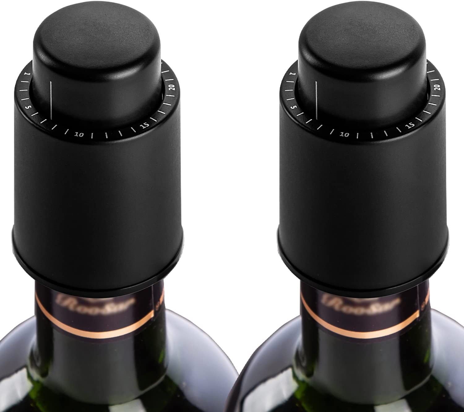 PARACITY Wine Stopper Baltimore Mall Vacuum Stoppers 5 ☆ very popular 2 Pack