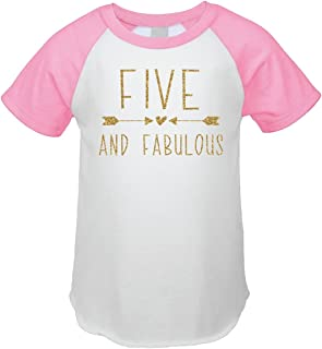 Best 5th birthday shirt girl Reviews