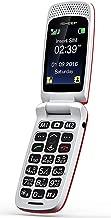 Teléfono móvil con Tapa para Personas Mayores, Teclas