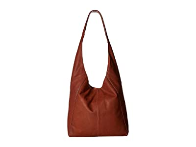 Lucky Brand Patti Shoulder (Rye 1) Handbags