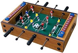جدول كرة القدم Mini Table Football, Portable Children Wooden Soccer Table Game, Table Football Game For Family Actives And...