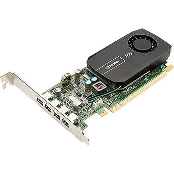 Dell//nVidia Quadro NVS 420 NVS420 512MB 4 Quad Monitor Professional Video Card P//N H995J