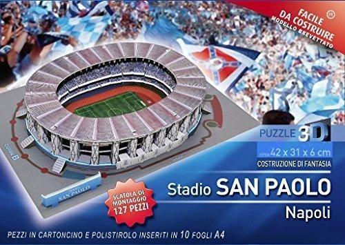 De Milan Stadio San Siro Inter 15127 Personaggi Playset Maschili Gioco 803 8001444151275 Giochi Preziosi Multicolore