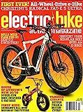 ELECTRIC BIKE ACTION MAGAZINE - APRIL 2021 - ALL WHEEL-DRIVE e-BIKE