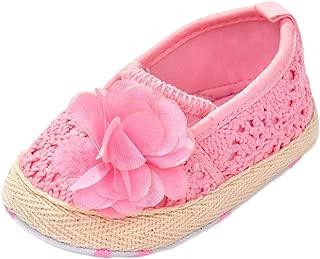Infant Girls' Shoes Floral Net Yarn Ballerina Shoes