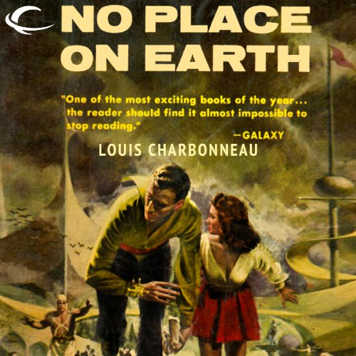No Place on Earth audiobook cover art