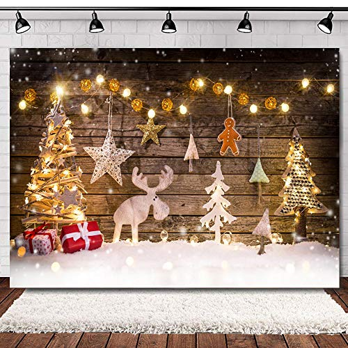 New Photography Background Wall Christmas Background Birthday Background Studio Background Vinyl Wall 210/×150cm T32