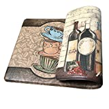 Art3d Premium Reversible Memory Foam Kitchen Mat...